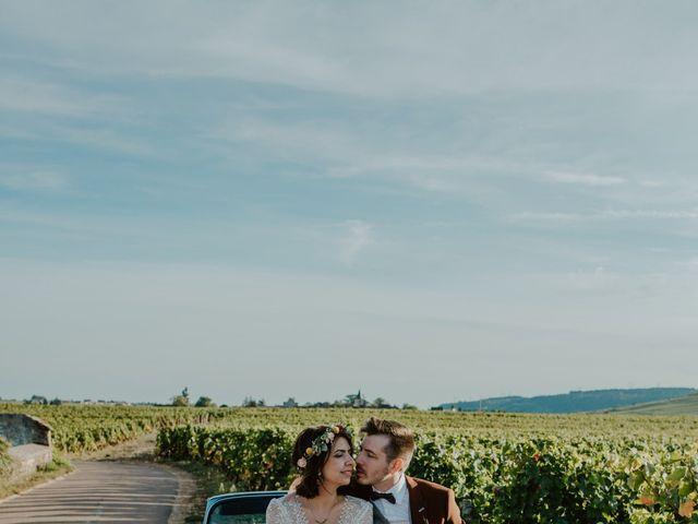 Le mariage de Benjamin et Alicia à Dijon, Côte d'Or 38