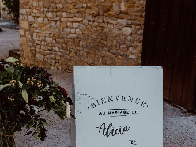 Le mariage de Benjamin et Alicia à Dijon, Côte d'Or 40