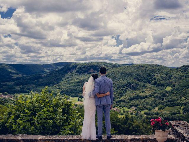 Le mariage de Jean Sébastien et Maëva à Poligny, Jura 9