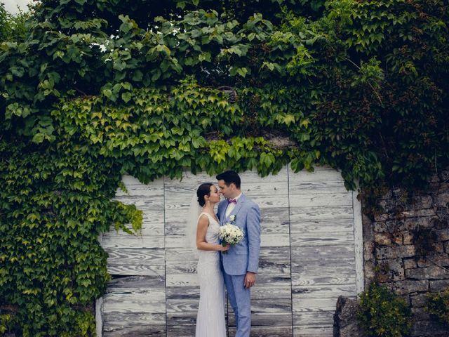 Le mariage de Jean Sébastien et Maëva à Poligny, Jura 15