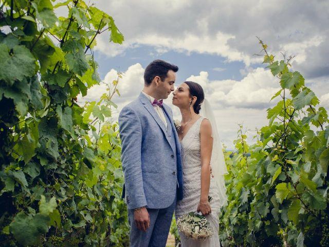 Le mariage de Jean Sébastien et Maëva à Poligny, Jura 16