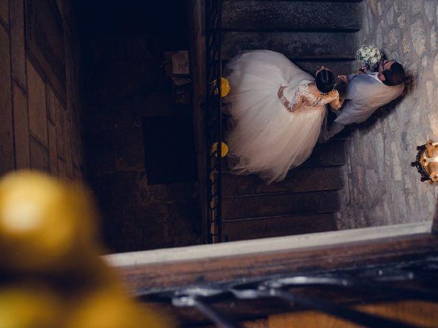 Le mariage de Jean Sébastien et Maëva à Poligny, Jura 19