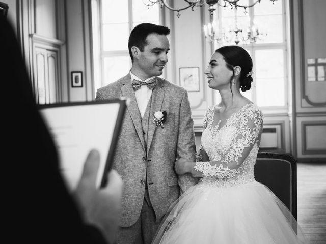 Le mariage de Jean Sébastien et Maëva à Poligny, Jura 20