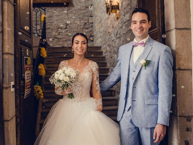 Le mariage de Jean Sébastien et Maëva à Poligny, Jura 21