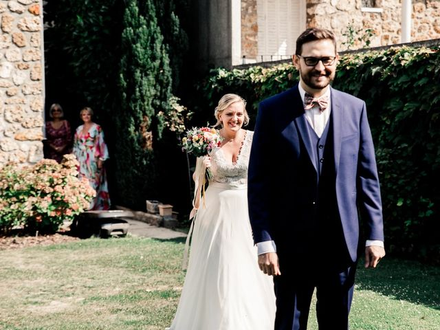 Le mariage de Pierre et Morgane à Hermeray, Yvelines 31