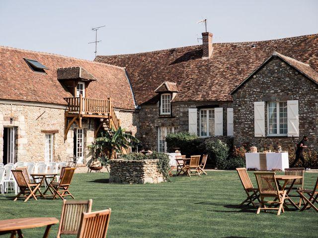 Le mariage de Pierre et Morgane à Hermeray, Yvelines 39