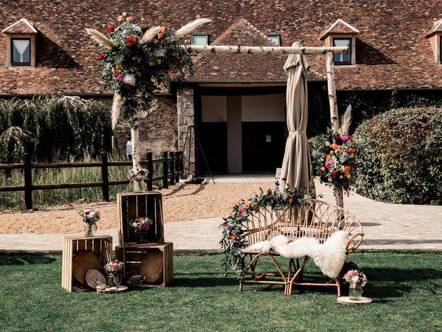Le mariage de Pierre et Morgane à Hermeray, Yvelines 43