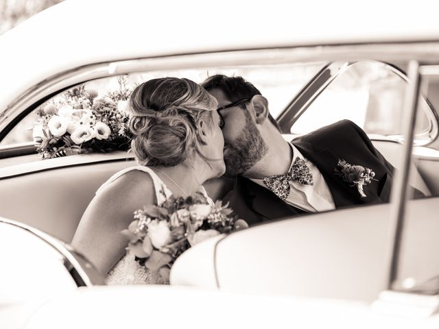 Le mariage de Pierre et Morgane à Hermeray, Yvelines 45