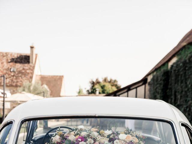 Le mariage de Pierre et Morgane à Hermeray, Yvelines 47