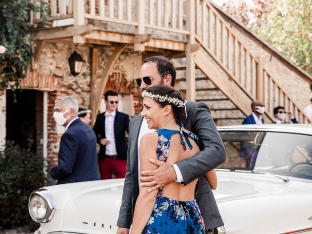 Le mariage de Pierre et Morgane à Hermeray, Yvelines 50