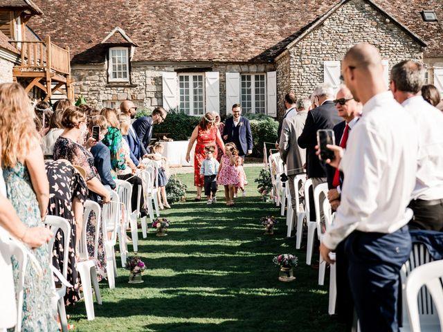 Le mariage de Pierre et Morgane à Hermeray, Yvelines 56