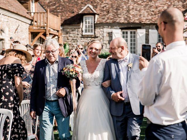 Le mariage de Pierre et Morgane à Hermeray, Yvelines 58