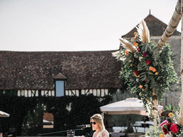Le mariage de Pierre et Morgane à Hermeray, Yvelines 65