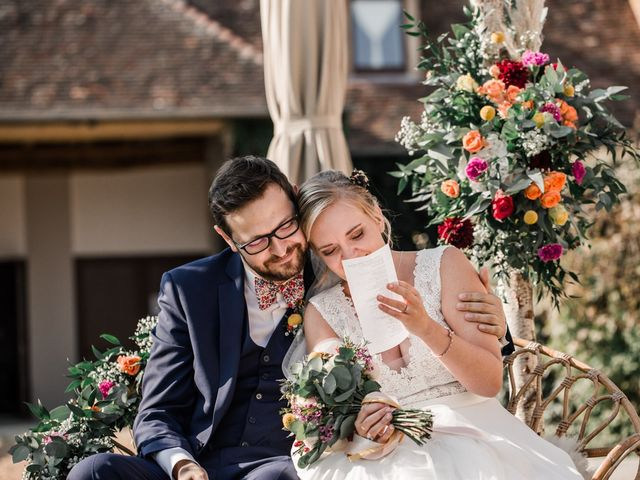 Le mariage de Pierre et Morgane à Hermeray, Yvelines 67