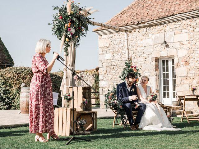 Le mariage de Pierre et Morgane à Hermeray, Yvelines 68