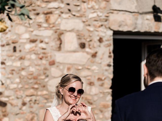 Le mariage de Pierre et Morgane à Hermeray, Yvelines 75