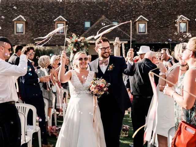 Le mariage de Pierre et Morgane à Hermeray, Yvelines 78