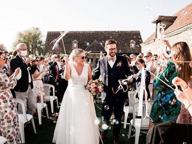 Le mariage de Pierre et Morgane à Hermeray, Yvelines 79
