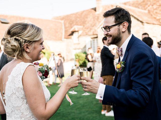 Le mariage de Pierre et Morgane à Hermeray, Yvelines 80