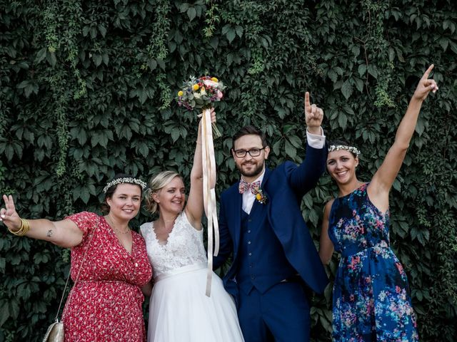 Le mariage de Pierre et Morgane à Hermeray, Yvelines 86