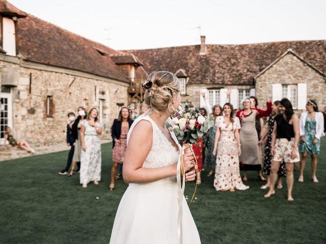 Le mariage de Pierre et Morgane à Hermeray, Yvelines 92