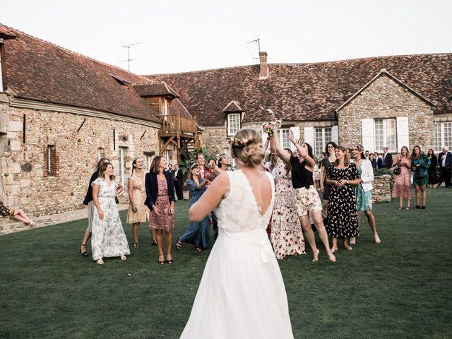 Le mariage de Pierre et Morgane à Hermeray, Yvelines 93