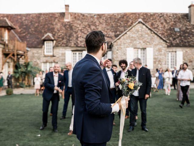 Le mariage de Pierre et Morgane à Hermeray, Yvelines 94