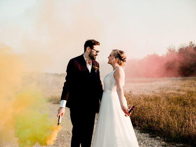 Le mariage de Pierre et Morgane à Hermeray, Yvelines 104