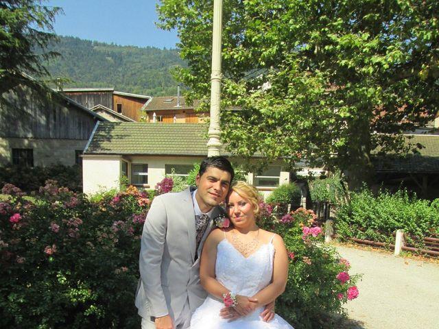 Le mariage de Aurélie et Anthony à Allevard, Isère 3
