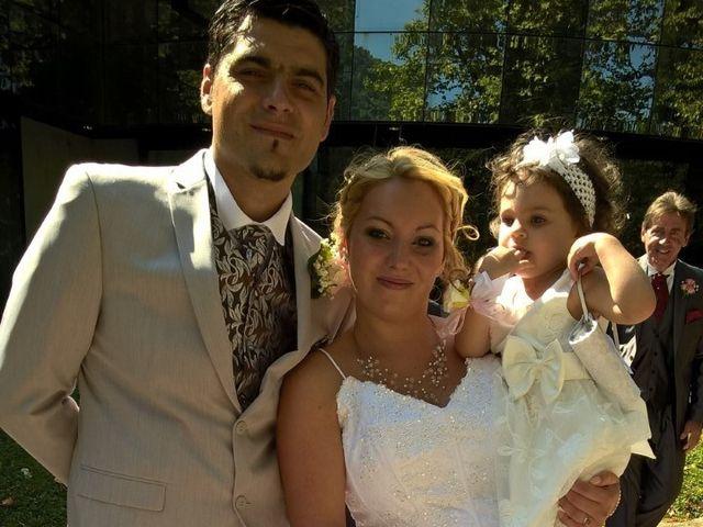 Le mariage de Aurélie et Anthony à Allevard, Isère 4