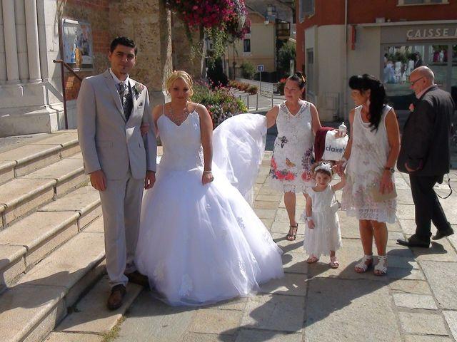 Le mariage de Aurélie et Anthony à Allevard, Isère 1