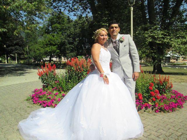 Le mariage de Aurélie et Anthony à Allevard, Isère 9