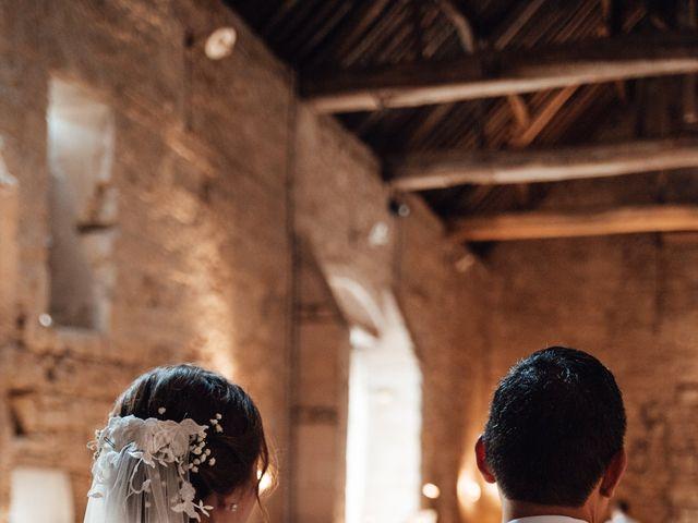 Le mariage de David et Laurie à Buzancy, Aisne 6