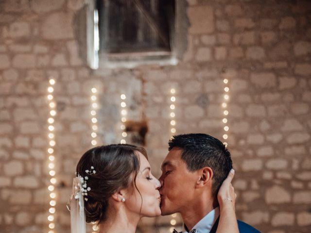 Le mariage de David et Laurie à Buzancy, Aisne 2
