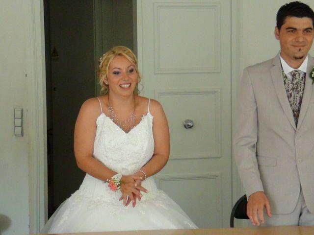 Le mariage de Aurélie et Anthony à Allevard, Isère 16