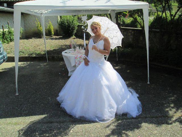 Le mariage de Aurélie et Anthony à Allevard, Isère 17