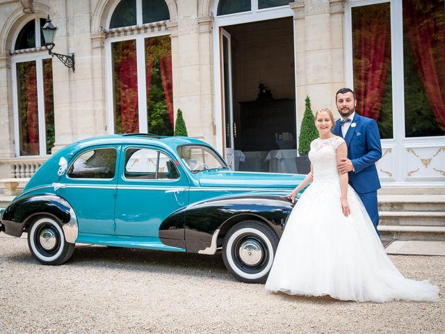 Le mariage de Quentin et Aurelie à Melun, Seine-et-Marne 1
