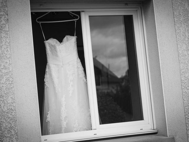 Le mariage de Paul et Julie à Neufchâteau, Vosges 8