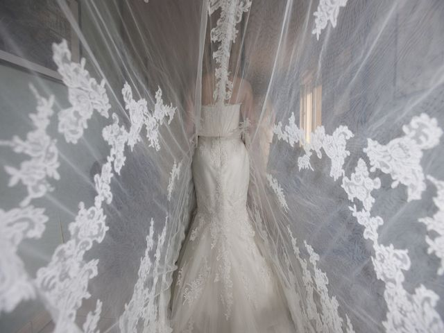 Le mariage de Paul et Julie à Neufchâteau, Vosges 11
