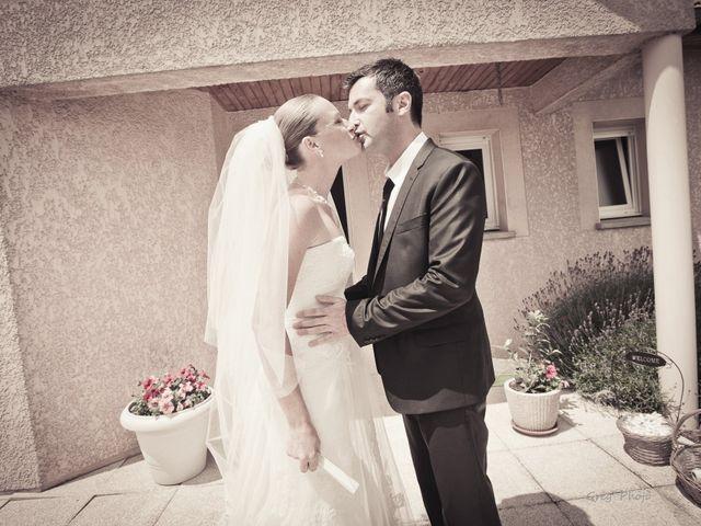 Le mariage de Paul et Julie à Neufchâteau, Vosges 16