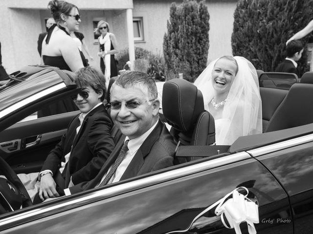 Le mariage de Paul et Julie à Neufchâteau, Vosges 17