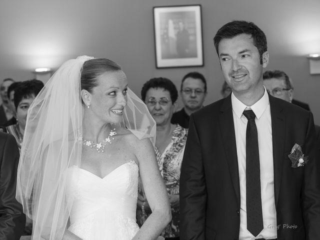 Le mariage de Paul et Julie à Neufchâteau, Vosges 21