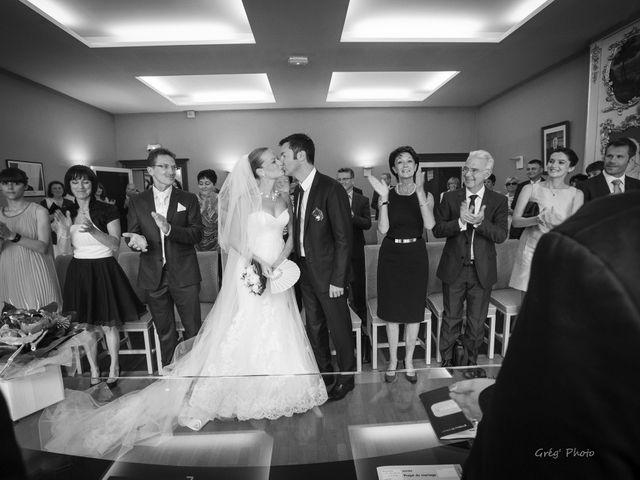 Le mariage de Paul et Julie à Neufchâteau, Vosges 22