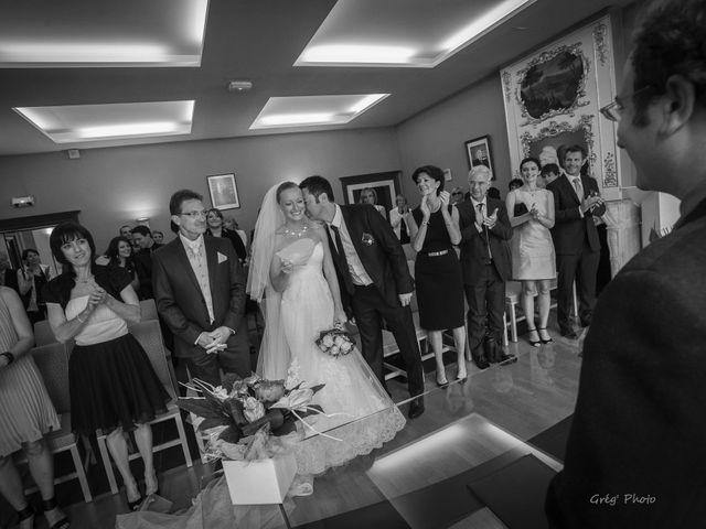 Le mariage de Paul et Julie à Neufchâteau, Vosges 23