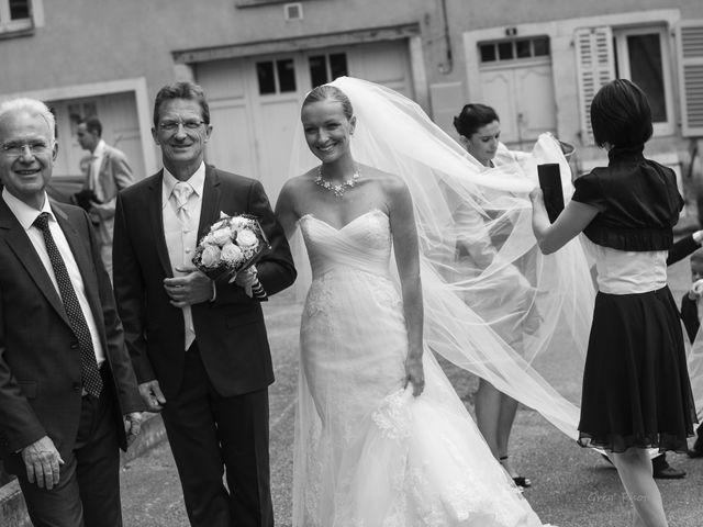 Le mariage de Paul et Julie à Neufchâteau, Vosges 31