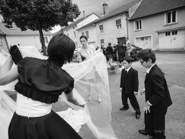 Le mariage de Paul et Julie à Neufchâteau, Vosges 32