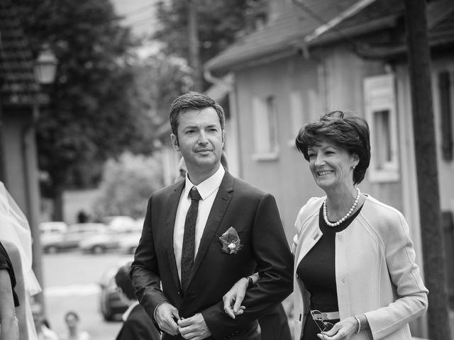 Le mariage de Paul et Julie à Neufchâteau, Vosges 33