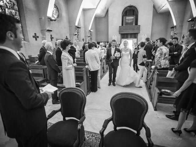 Le mariage de Paul et Julie à Neufchâteau, Vosges 37