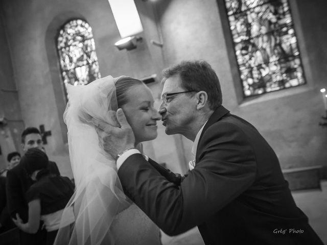 Le mariage de Paul et Julie à Neufchâteau, Vosges 38
