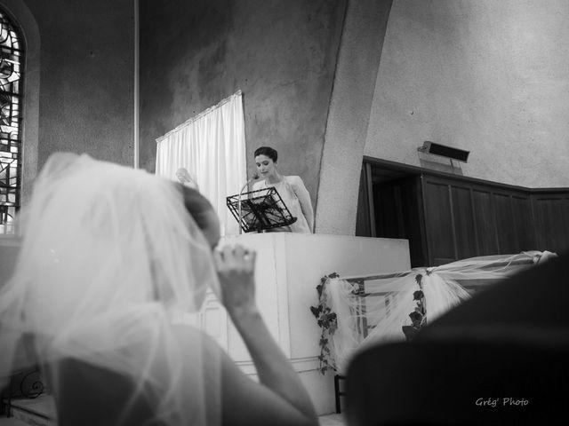 Le mariage de Paul et Julie à Neufchâteau, Vosges 41
